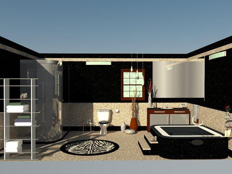 Lalo 4 design dise os l4d lalo 4 design for Set de banos modernos